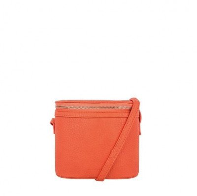 Mae and Ivy Mae and Ivy Liva Crossbody Bag Orange
