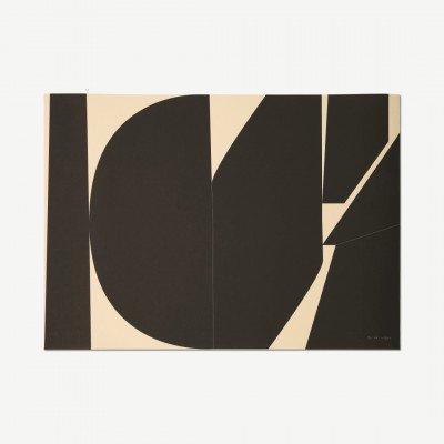 MADE.COM The Poster Club, Mid 03, print door Bycdesign Studio, 50 x 70 cm