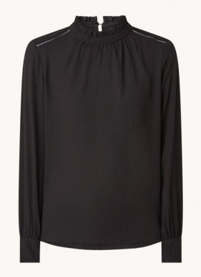 Selected Femme Selected Femme Slfcilla tuniek met ruches