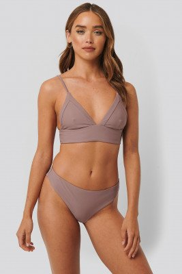 NA-KD Swimwear NA-KD Swimwear Bikinibroek - Purple