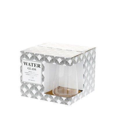 Riverdale NL Waterglas Elegance 14cm 4 stuks