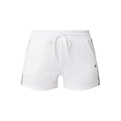 Champion Regular fit sweatshorts met logodetails