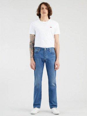Levi's 501® Levi's® Original Jeans - Blauw / Indigo Mask