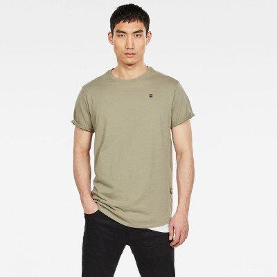 G-Star RAW Lash T-Shirt - Groen - Heren