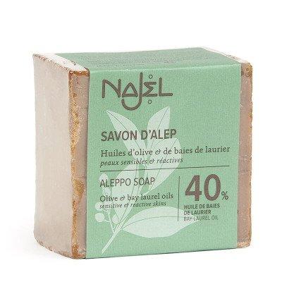 Najel Aleppo Zeep met 40% Laurierolie - 170gr Najel