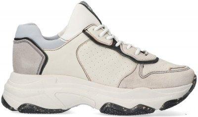 Bronx Beige Bronx Lage Sneakers Baisley