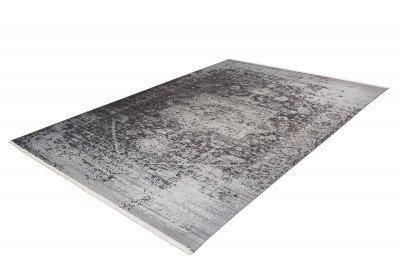 Kayoom Kayoom Vloerkleed 'Barok 800' kleur Antraciet, 200 x 290cm