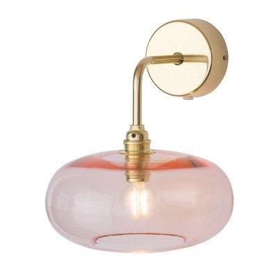 Ebb en Flow EBB & FLOW Horizon arm-wandlamp goud/rosé Ø 21 cm