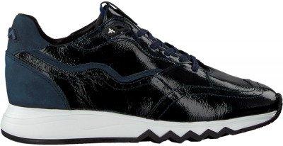 Floris van Bommel Blauwe Floris Van Bommel Lage Sneakers 85287