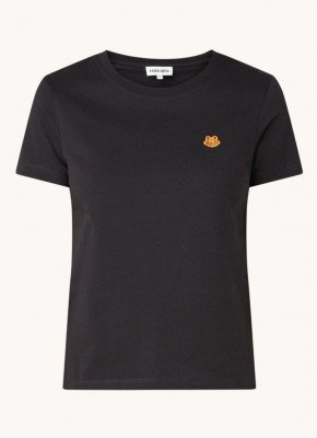 Kenzo KENZO T-shirt met logoborduring