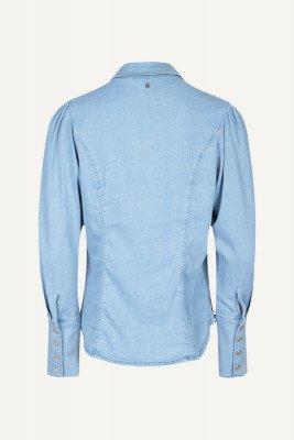 Tramontana Tramontana Blouse Blauw Q10-01-302