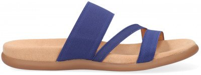 Gabor Blauwe Gabor Slippers 702