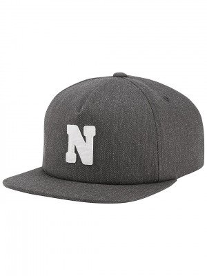 Nixon Nixon Hays 110 Strapback Cap zwart