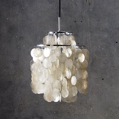 Verpan VERPAN Fun 2DM - effectieve parelmoer hanglamp
