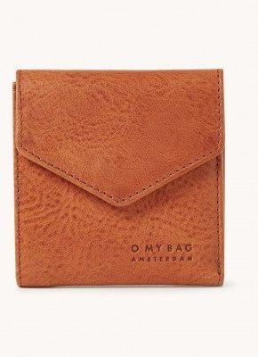 O My Bag O My Bag Georgie's portemonnee van leer