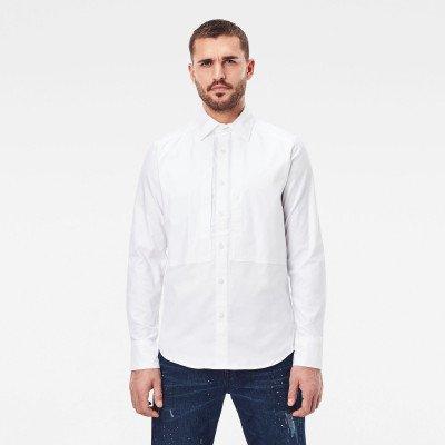 G-Star RAW Panelled Pocket Slim Shirt - Meerkleurig - Heren