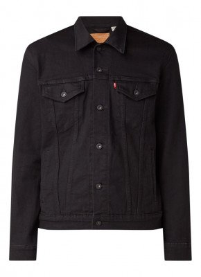 Levi's Levi's The Trucker spijkerjas met stretch
