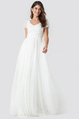 Ida Sjöstedt Ida Sjöstedt Meghan Dress - White