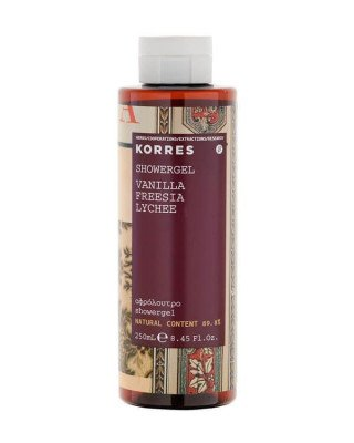 Korres Korres - Vanilla, Freesia & Lychee Showergel - 250 ml