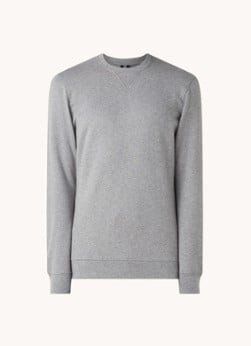 Profuomo Profuomo Sweater met logo