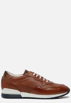 Van Lier Van Lier Chavar sneakers cognac