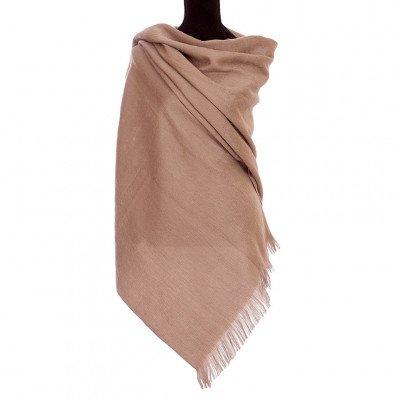 EcuaFina Alpaca sjaal of omslagdoek - Beige - EcuaFina - Tip2021 Beige