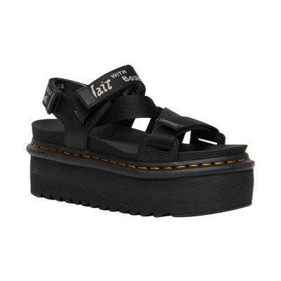 Dr. Martens Kimber sandalen met maxi platform