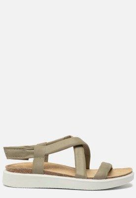 ECCO Ecco Corksphere sandalen groen