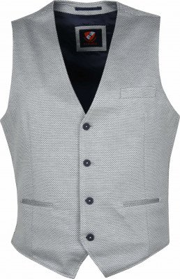 Suitable Bithlo Gilet Grijs - Grijs maat 48