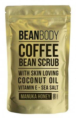 Bean Body Bean Body Coffee Scrub Manuka Honey