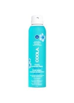 COOLA COOLA Classic Body Organic Sunscreen Spray SPF50 Fragrance Free - zonnebrand