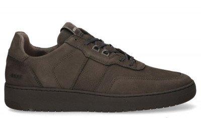 Nubikk Nubikk Yucca Ace M Donkergrijs Herensneakers