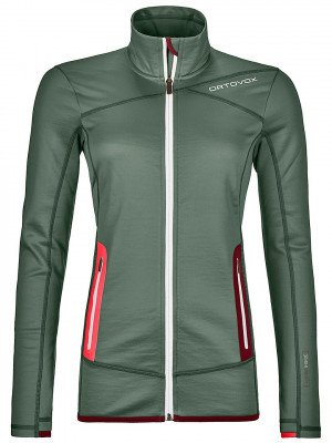 Ortovox Ortovox Fleece Jacket groen