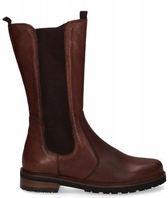 Everybody Everybody Lychns 77654 Bruin Dames Chelseaboots