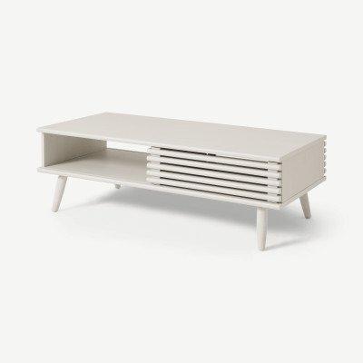 MADE.COM Tulma salontafel met opbergruimte
