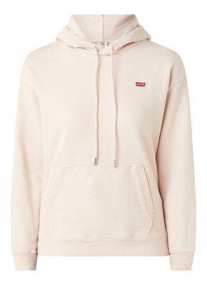 Levi's Levi's Sepia Rose hoodie met logoborduring