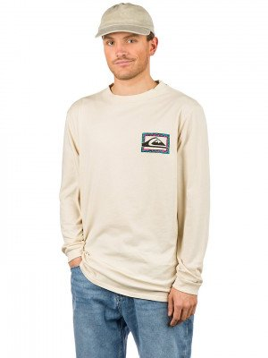 Quiksilver Quiksilver Tasty Vibes Long Sleeve T-Shirt wit