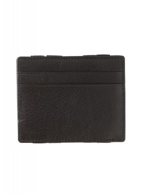 HEMA Leren Creditcardmapje (zwart)
