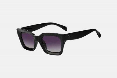 Blank-Sunglasses NL ICON. - Black with smokeyblack