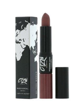 CTZN Cosmetics CTZN Cosmetics - Nudiversal Lip Duo New York City - 3,5 gr + 5 ml