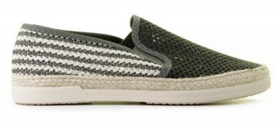 Cypres Cypres Kenno-3 Gris Herenloafers