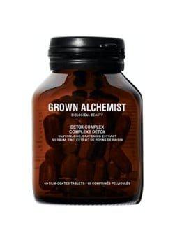 Grown Alchemist Grown Alchemist Detox Complex / Een Stralende Huid - voedingssupplement