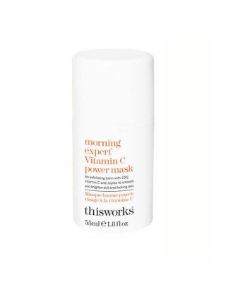 This Works This Works - Morning Expert Vitamin C Power Mask - 55 ml