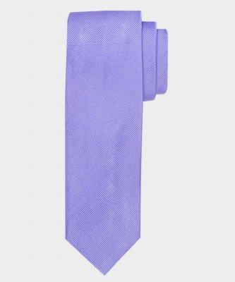 Michaelis Michaelis heren zijden stropdas lila