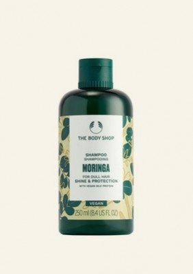The Body Shop NL Moringa Shine & Protection Shampoo 250 ML