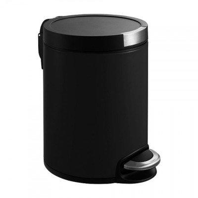 EKO EKO pedaalemmer artistic - 5 liter - zwart