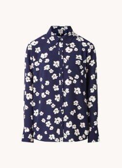 BAUM UND PFERDGARTEN Baum und Pferdgarten Mone blouse met bloemenprint