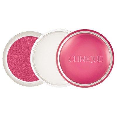 Clinique Pink Framboise Sweet Pots Sugar Scrub & Lip Balm Lippenverzorging 12 g