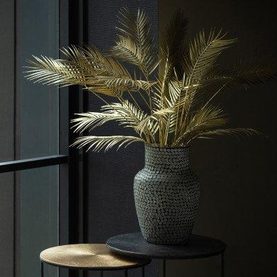 WOOOD WOOOD Kunstplant 'Palm', kleur Goud