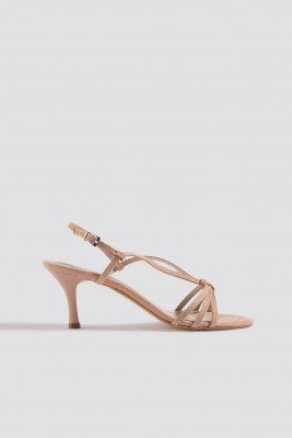 Trendyol Trendyol High Heel Strap Sandal - Pink